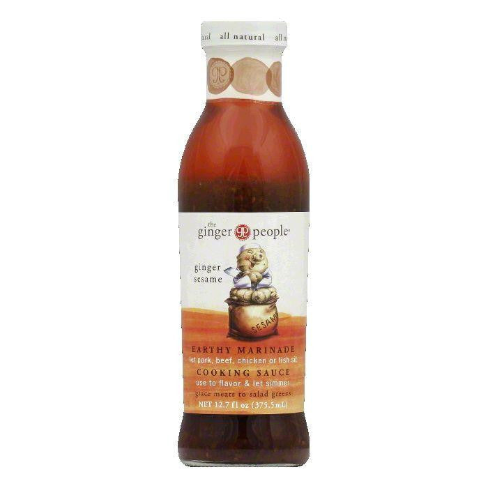 The Ginger People Ginger Sesame Sauce, 12.7 OZ (Pack of 12)