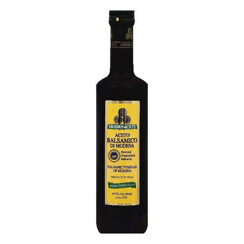 Modenaceti of Modena Balsamic Vinegar, 16.9 OZ (Pack of 6)