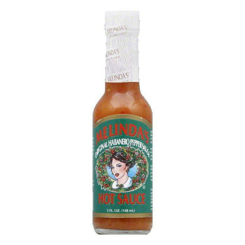 Melinda's Hot Pepper Sauce, 5 OZ (Pack of 12)
