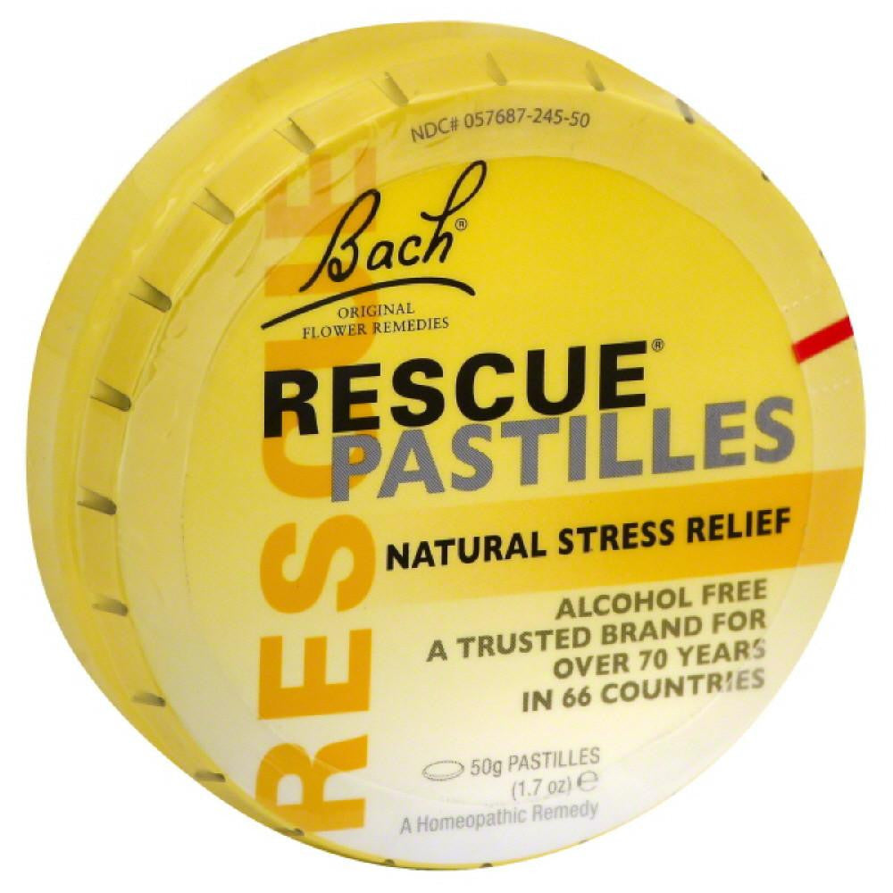 Bach Rescue Natural Stress Relief, (Pack of 12)