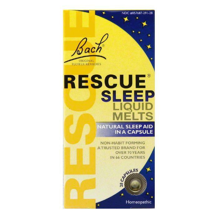 Bach Liquid Melts Natural Sleep Aid, 28 ea
