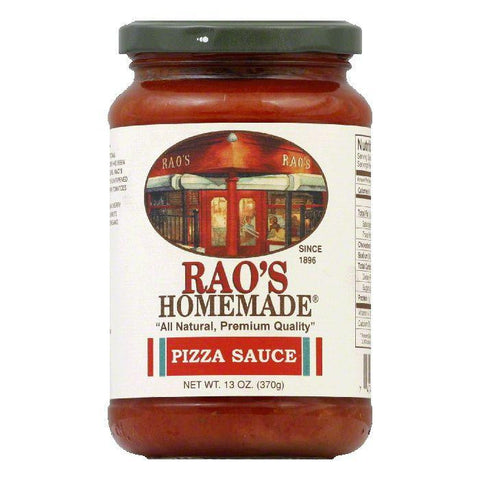 Raos Pizza Sauce, 13 Oz (Pack of 6)