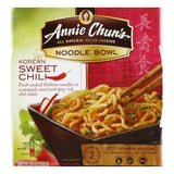 Annie Chuns Sweet Chili Noodle Bowl, 7.9 OZ (Pack of 6)