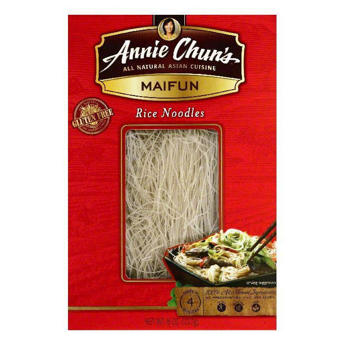 Annie Chuns Maifun Rice Noodles, 8 OZ (Pack of 6)