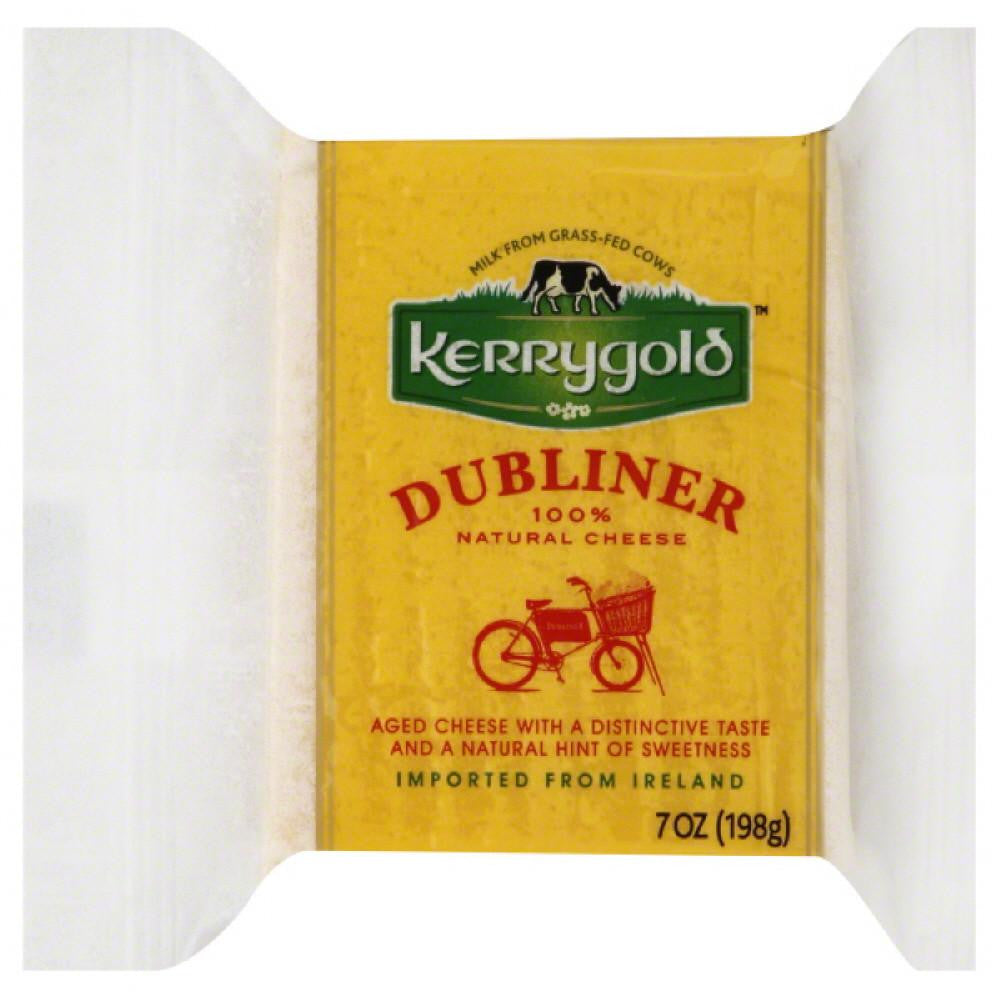 Kerrygold Dubliner Cheese, 7 Oz (Pack of 24)
