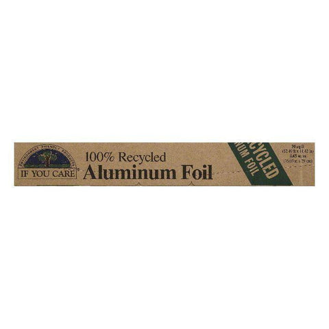If You Care 50 Sq Ft 100% Recycled Aluminum Foil, 1 ea (Pack of 12)