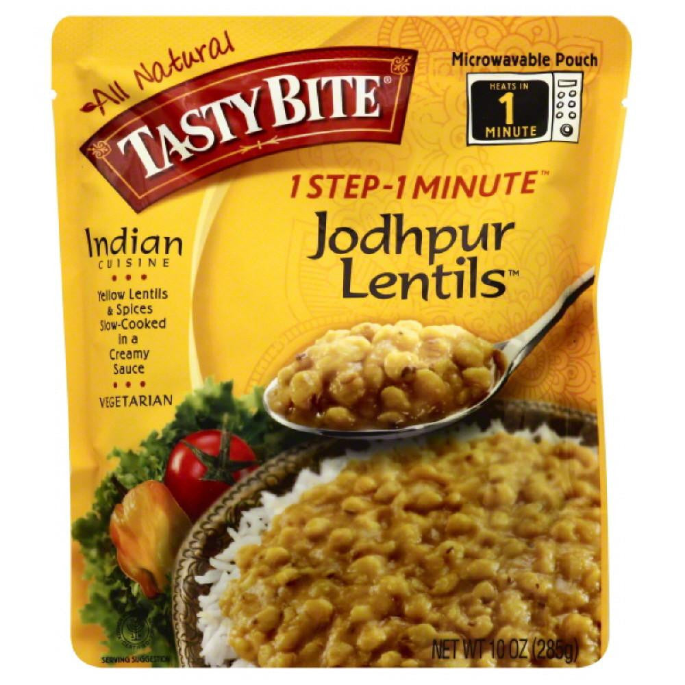 Tasty Bite Jodhpur Lentils, 10 Oz (Pack of 6)