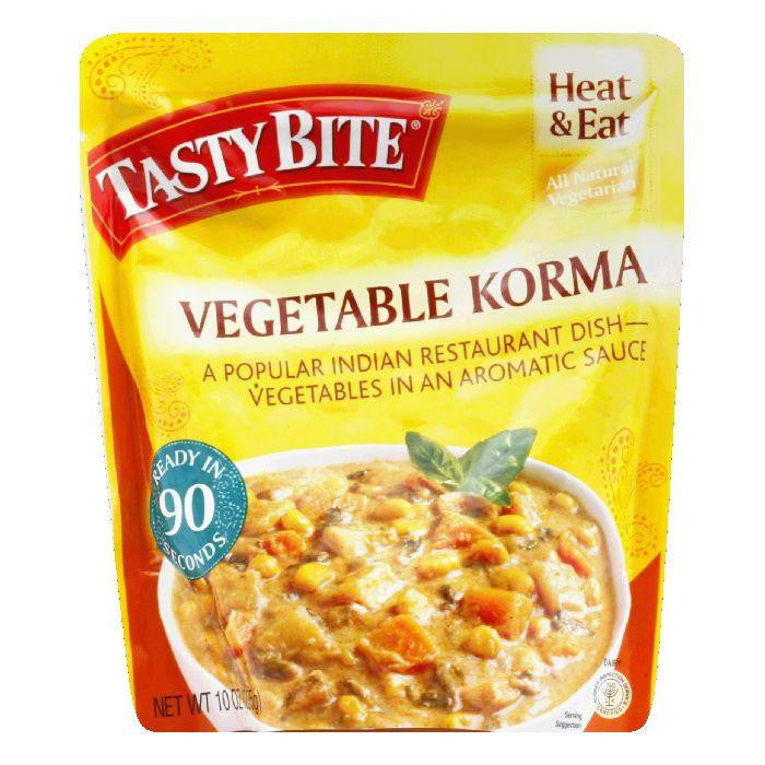 Tasty Bite Vegetable Korma, 10 OZ (Pack of 6)