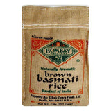 Bombay Basmati Rice Brown, 32 OZ (Pack of 12)
