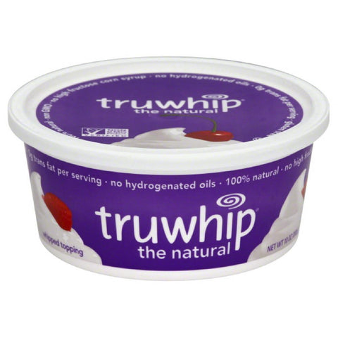 Truwhip Whipped Topping, 10 Oz (Pack of 12)