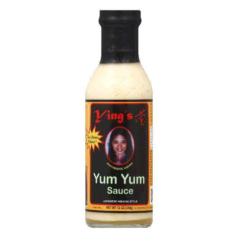 Yings Yum Yum Sauce, 12 Oz (Pack of 6)