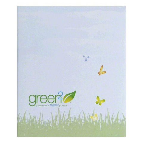 Green2 2 Ply Facial Tissue, 90 ea (Pack of 30)
