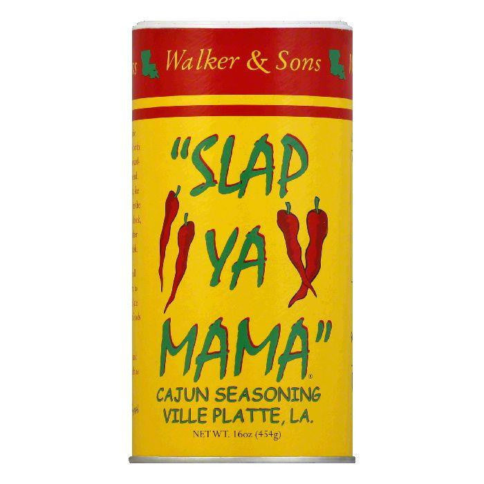 Slap Ya Mama Original Cajun Seasoning, 16 OZ (Pack of 12)