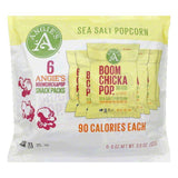 Angies BoomChka Pop Seasalt, 3.6 OZ (Pack of 4)
