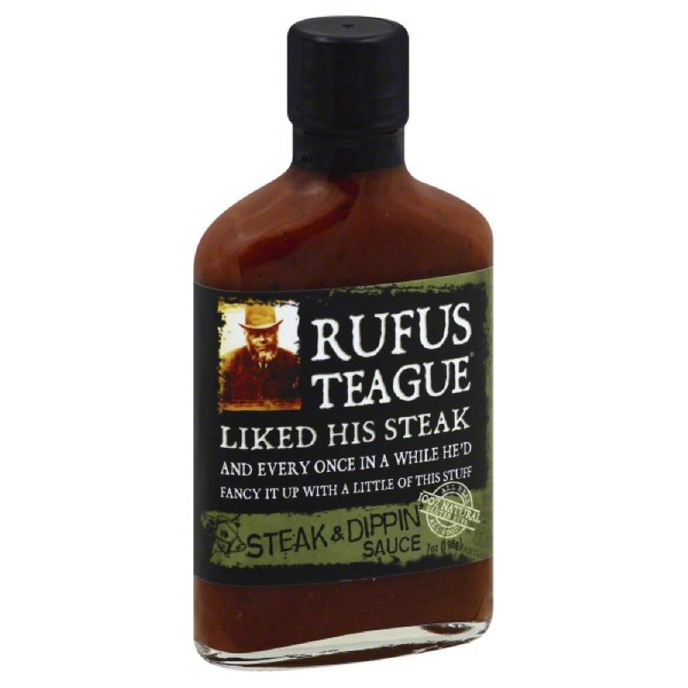 Rufus Teague Steak & Dippin' Sauce, 7 Oz (Pack of 6)