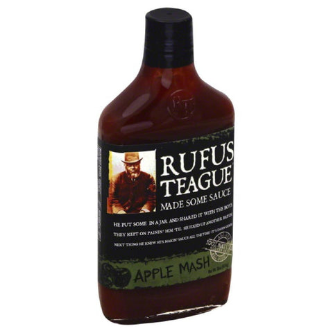 Rufus Teague Apple Mash Sauce, 16 Oz (Pack of 6)