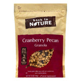 Back To Nature Cranberry Pecan Granola, 11 OZ (Pack of 6)
