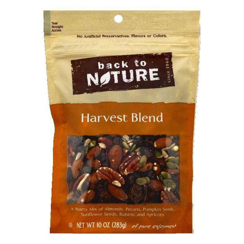 Back To Nature Harvest Blend, 10 OZ (Pack of 9)