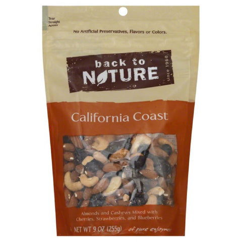 Back To Nature California Coast, 9 Oz (Pack of 9)