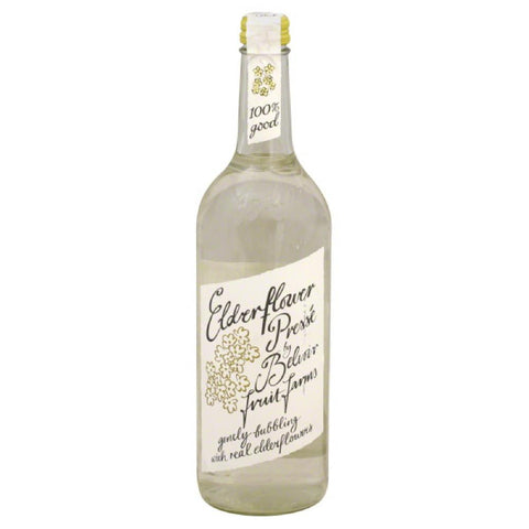 Belvoir Fruit Farms Elderflower Presse, 25.4 Oz (Pack of 6)