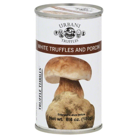 Urbani White Truffles and Porcini, 180 Gm (Pack of 12)