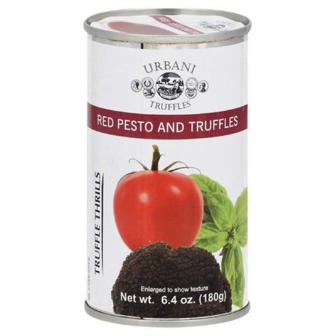 Urbani Red Pesto and Truffles, 180 Gm (Pack of 12)