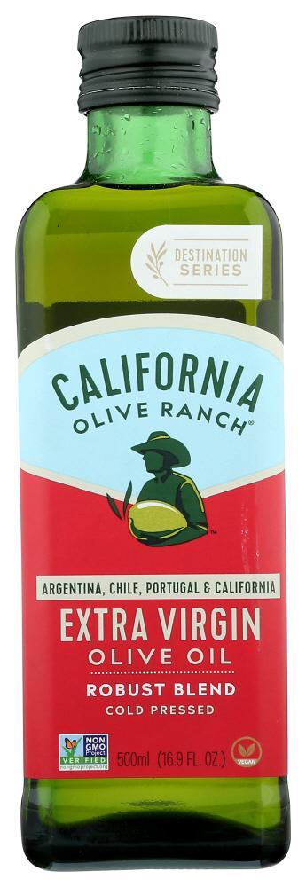 California Olive Ranch Extra Virgin Olive Oil Robust Blend, 16.9 Fo (Pack of 6)