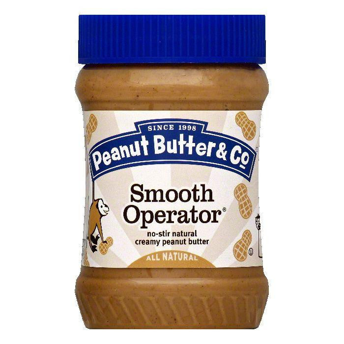 Peanut Butter & Co. Smooth Operator, 16 OZ (Pack of 6)