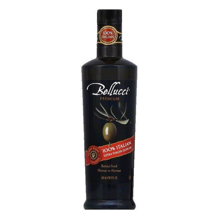 Bellucci 100% Italian Extra Virgin Olive Oil, 500 ML (Pack of 6)