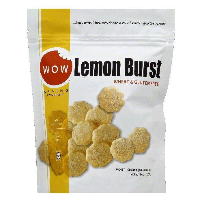 Wow Lemon Burst, 8 OZ (Pack of 12)