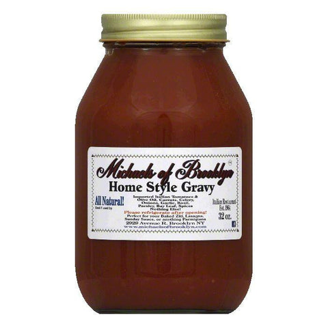 Michaels Of Brooklyn Home Style Gravy, 32 Oz (Pack of 6)