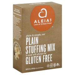 Aleias Plain Stuffing Mix, 10 Oz (Pack of 6)