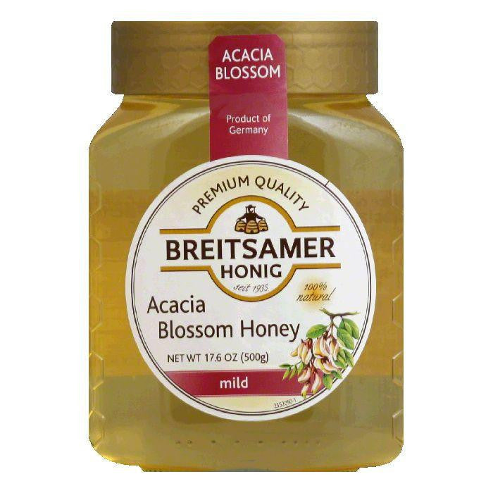 Breitsamer Honey Acacia, 17.6 OZ (Pack of 6)