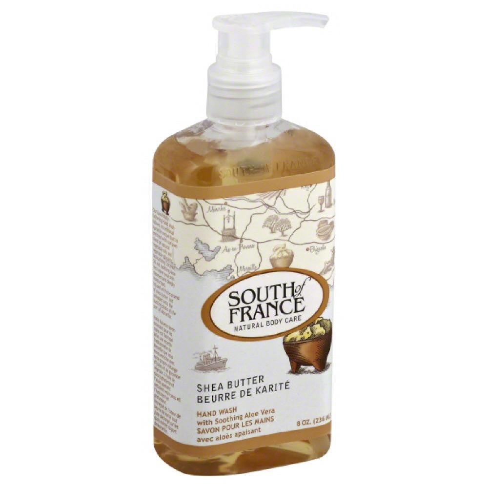 South of France Shea Butter Hand Wash, 8 Oz