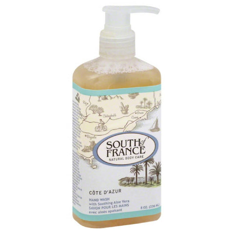 South of France Cote D'Azur Hand Wash, 8 Oz