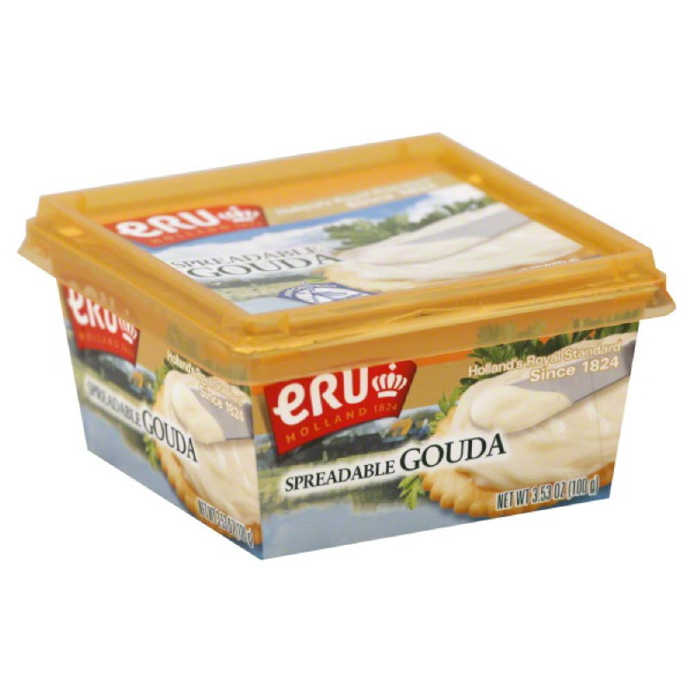 Eru Gouda Spreadable Cheese, 3.5 Oz (Pack of 10)