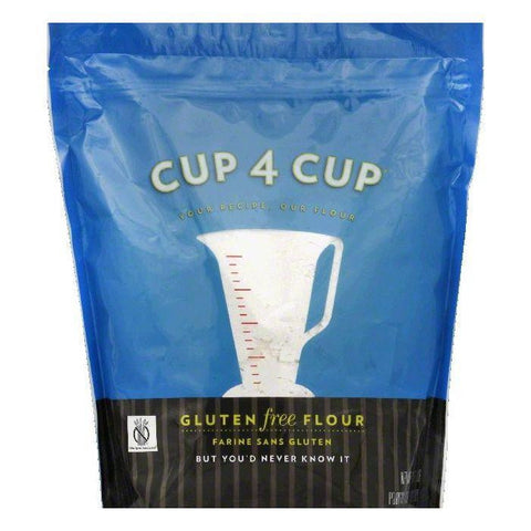 Cup 4 Cup Gluten Free Flour, 3 lb (Pack of 6)