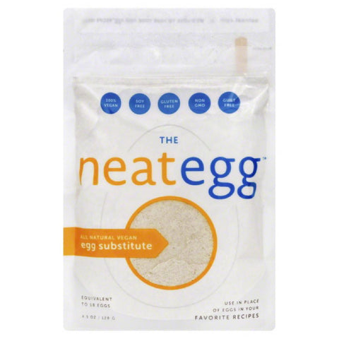 Neat Egg Egg Substitute, 4.5 Oz (Pack of 6)