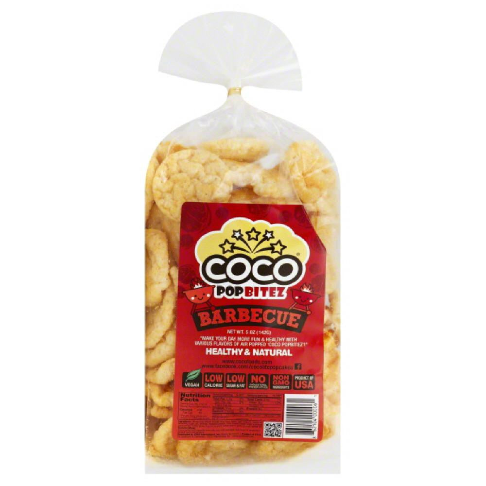 CoCo Barbecue Pop Bitez, 5 Oz (Pack of 12)