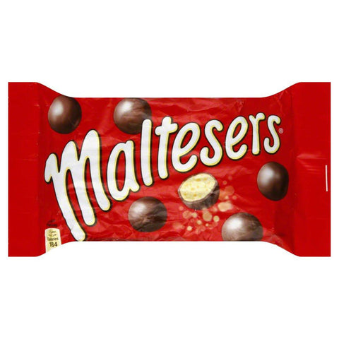 Mars Maltesers, 1.30 oz (Pack of 25)