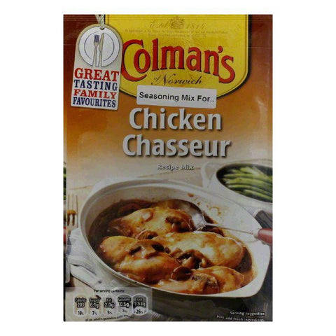 Colemans Chick Chasseur Mix, 1.52 OZ (Pack of 18)
