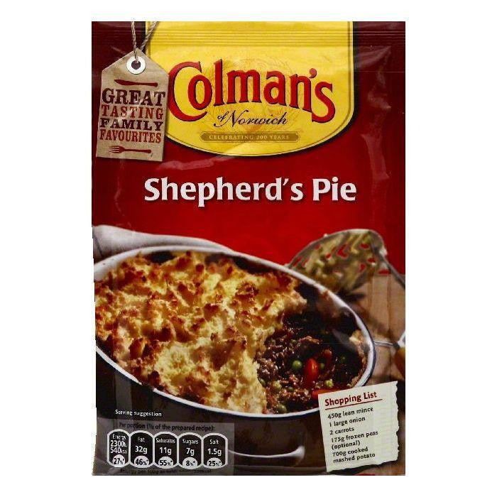 Colmans Shepherd's Pie Recipe Mix, 1.75 OZ (Pack of 16)