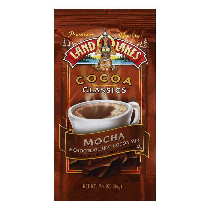 Land O Lakes Cocoa Classics Chocolate & Mocha, 1.25 OZ (Pack of 12)