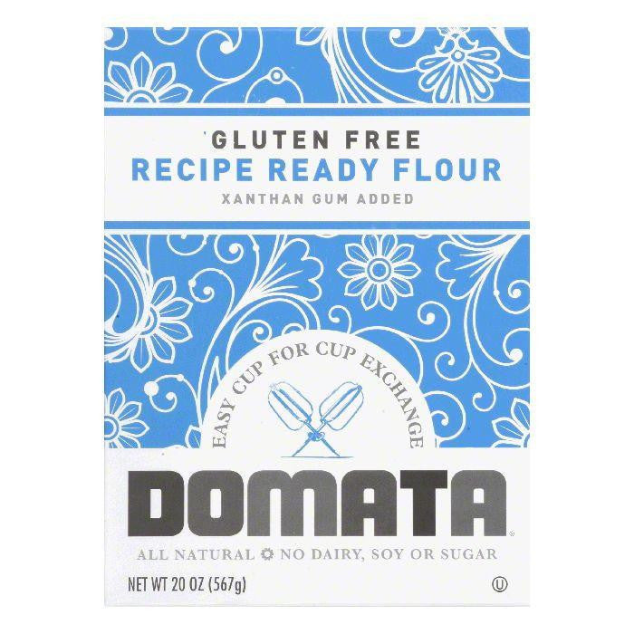 Domata Recipe Ready Flour, 20 Oz (Pack of 6)