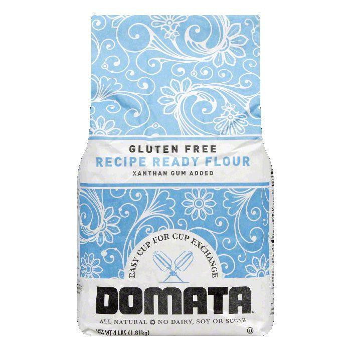 Domata Living All Purpose Flour, 4 LB (Pack of 4)
