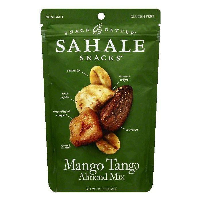 Sahale Mango Tango Almond Mix, 8 OZ (Pack of 4)