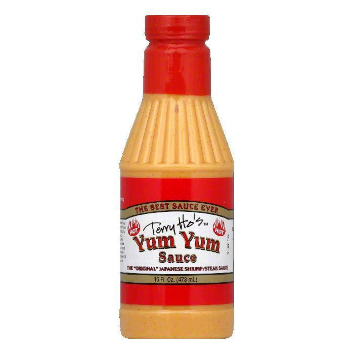 Terry Hos Hot Yum Yum Sauce, 16 Oz (Pack of 6)