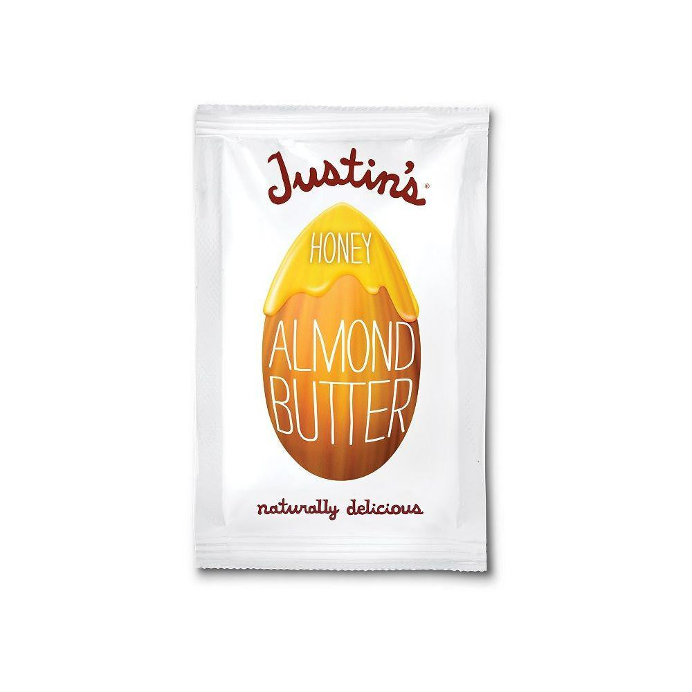 Justin's Nut Butter Honey Almond, 1.15 OZ (Pack of 10)