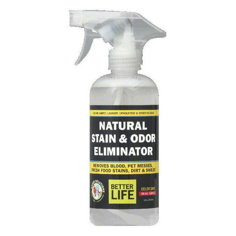 Better Life Natural Stain & Odor Eliminator, 16 Oz (Pack of 6)
