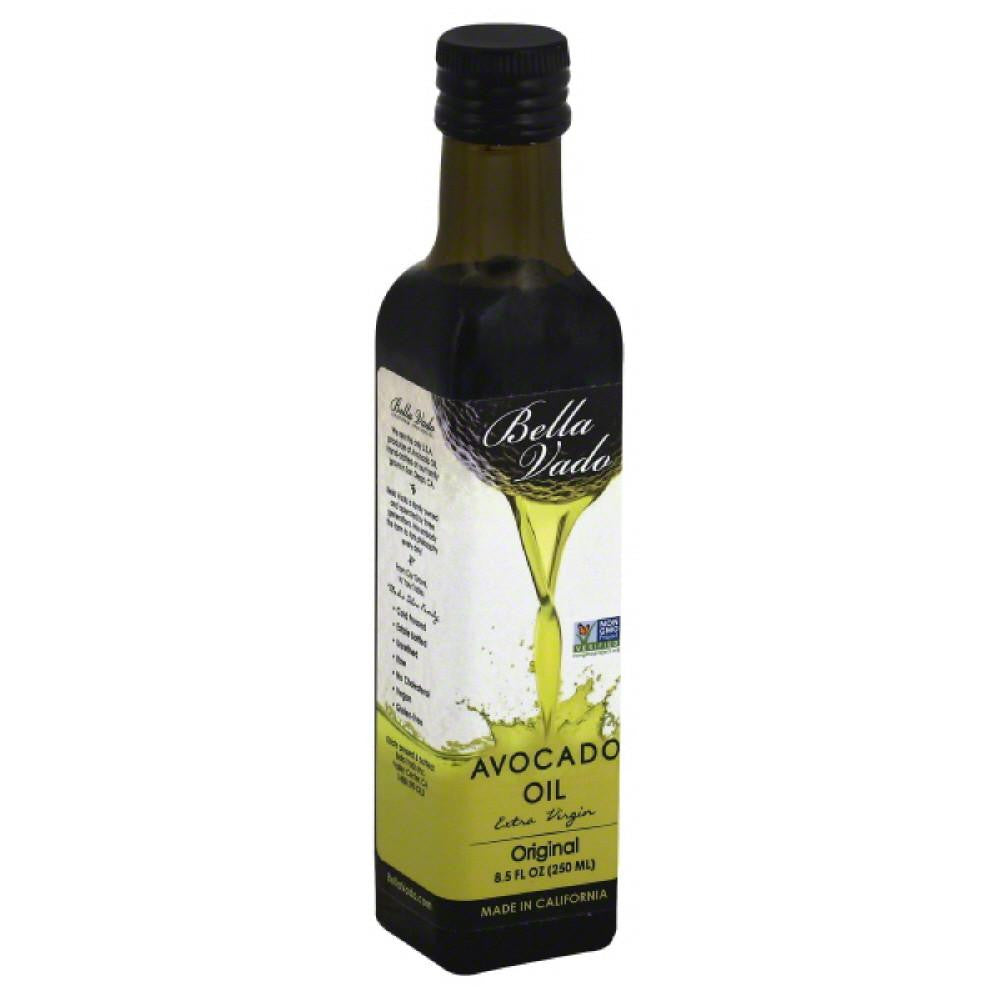 Bella Vado Original Extra Virgin Avocado Oil, 8.5 Oz (Pack of 6)